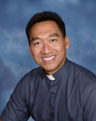Fr. Robert Vidal, Pastor Emeritus