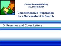 D-Resume & Cover Letter_PDF_Fall2018